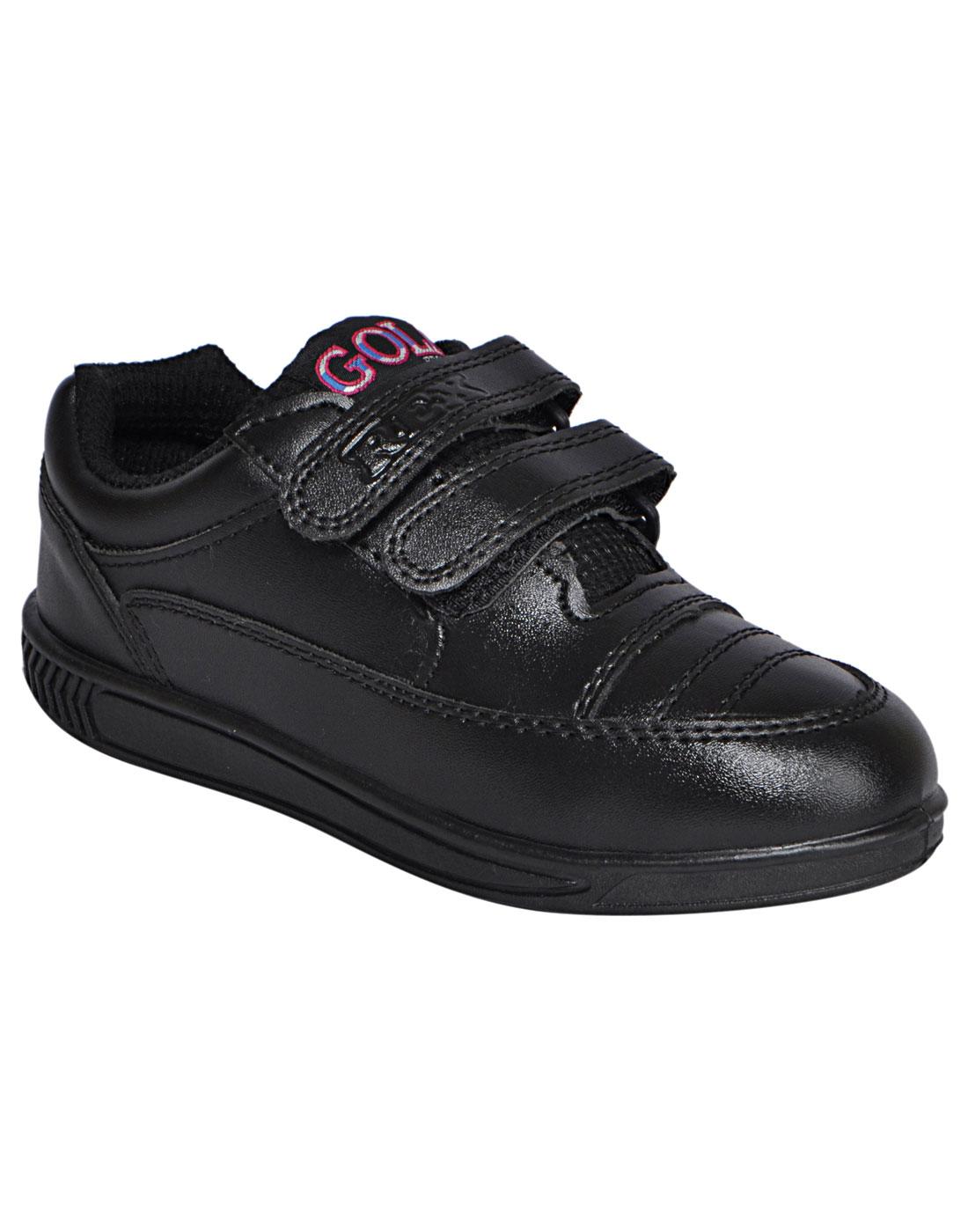 Gola Black School Shoes