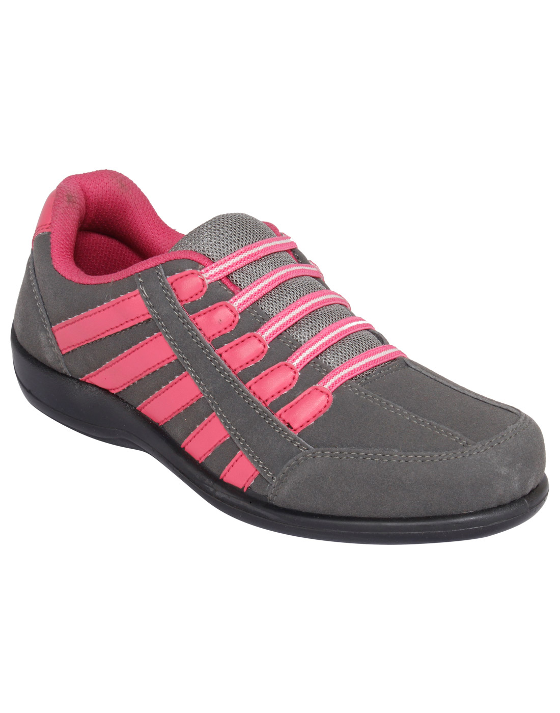 Rlx 03 Grey Pink Rex Shoes